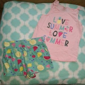 Gymboree Outlet Summer Outfit